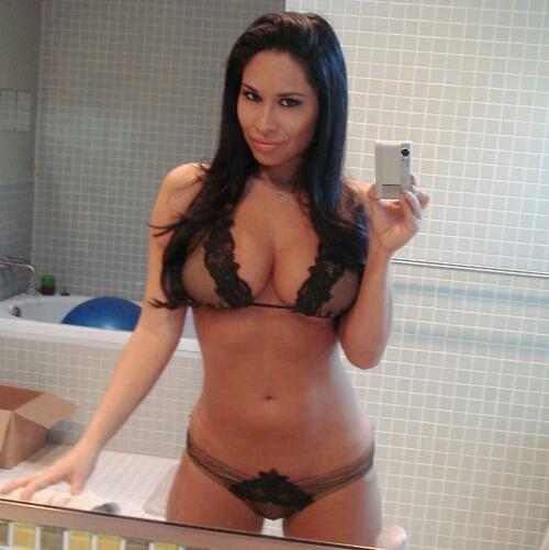 Hot nude brazzilian woman