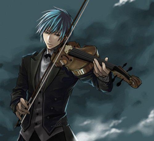 Anime. Len Tsukimori. Can't believe I still remember his name XD