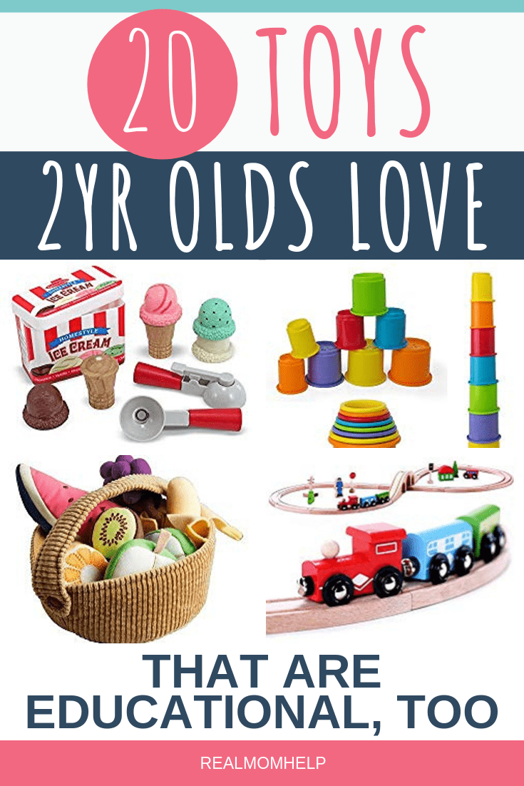 20 Best Educational Toys For 2 Year Olds You Should Have ...