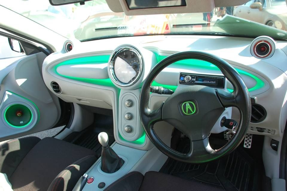 Future Interior Custom made(Honda Integra Acura RSX) | RSX
