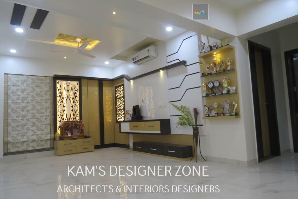 Home Interior Design For Preeti Agarwal Modern Walls Floors By