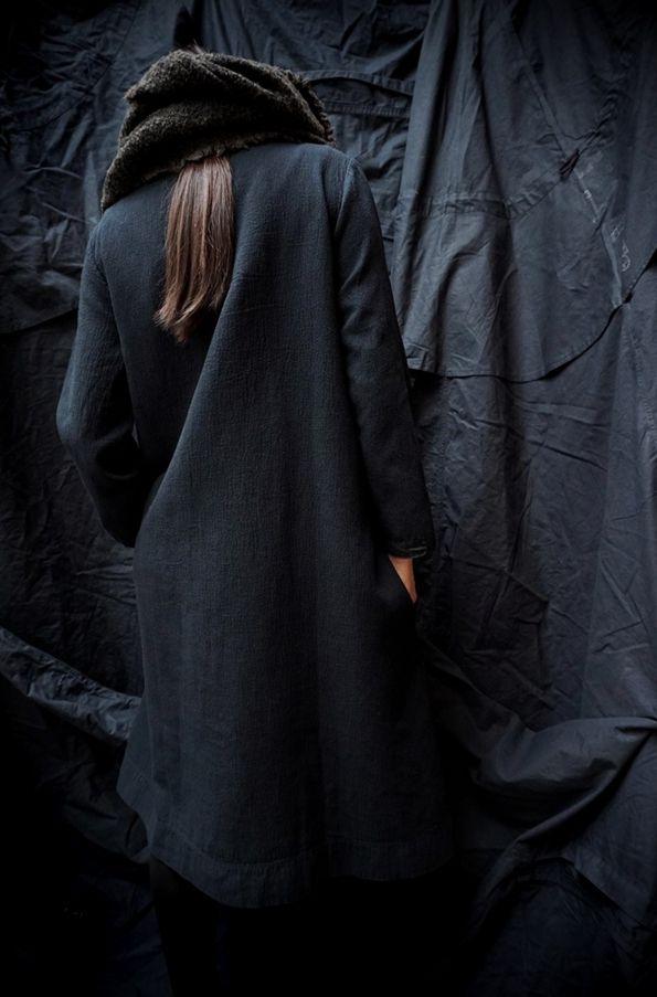 Kristensen du Nord ( DENMARK ) N-347 DRESS www.lancah.com