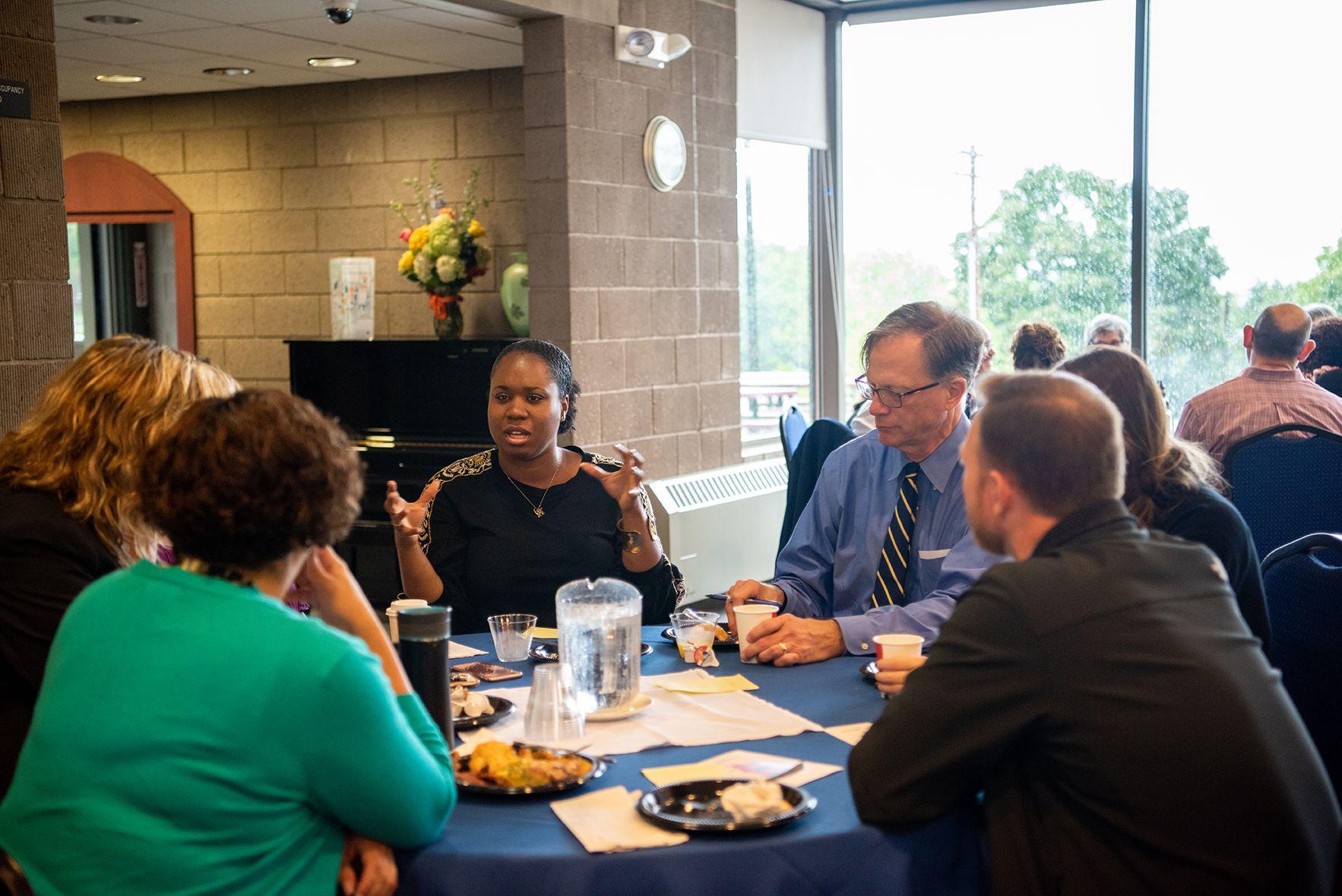 Diversity inclusion council resumes conversation at fall