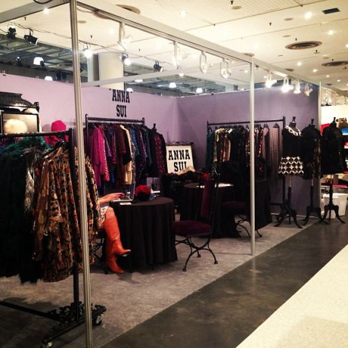 Fashion Trade Show Booths