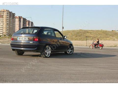 1998 Opel Astra GSI