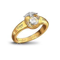 Right Hand Rings Diamond At Itshot Marine Corps