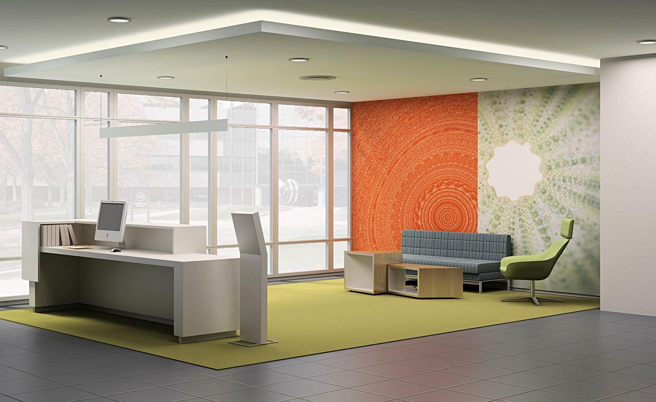 DesignTex Surface Imaging Studio Decon Designtex 0 Installed