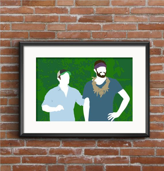 Survivor Poster - Worlds Apart Print by RizzaAndCo on Etsy $21.50-$24.50 http://bit.ly/RizzaSurvivor