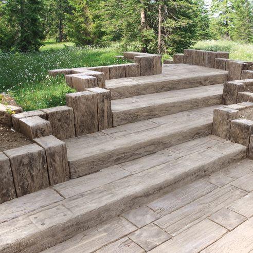 U-Steine, L-Steine, Mauerscheiben hill Pinterest Garten - hohlsteine fur gartenmauer