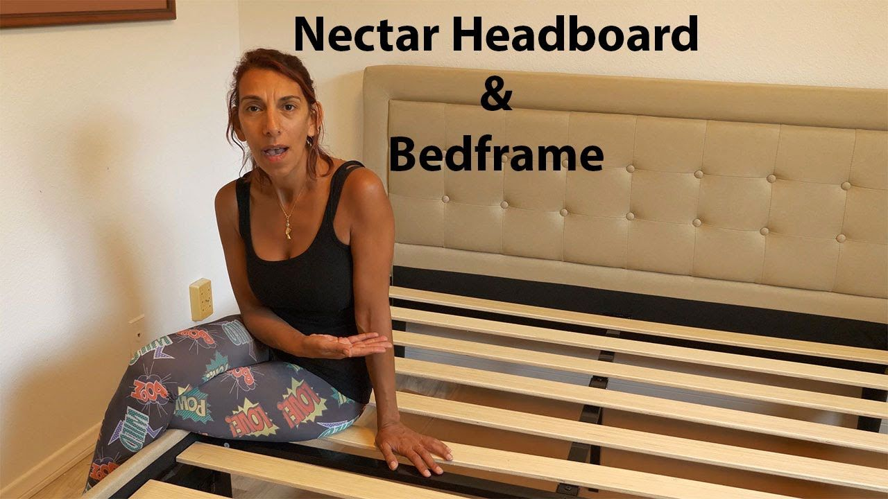 Queen Bedframe with Headboard and Footboard in 2020