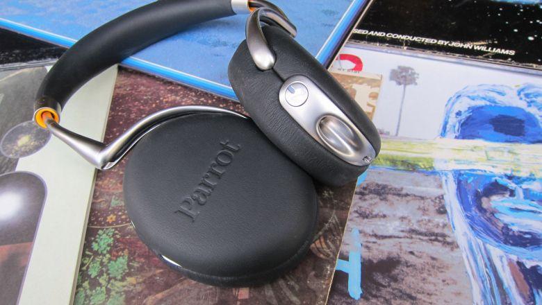 The Parrot Zik 2.0 Headphones Are Where Fantastic Sound Meets Impressive Noise CancelingTechnology