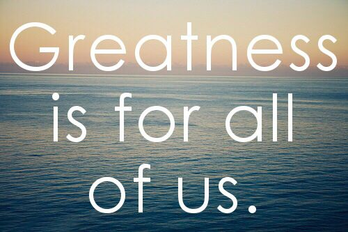 """""""Success is never on discount. Greatness is never on sale. Greatness is never half off! It's all or nothing! It's all day, every day! Greatness is never on discount!""""  ― Eric Thomas"""