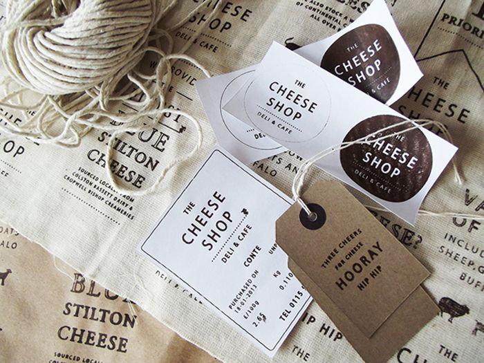 label / the cheese shop
