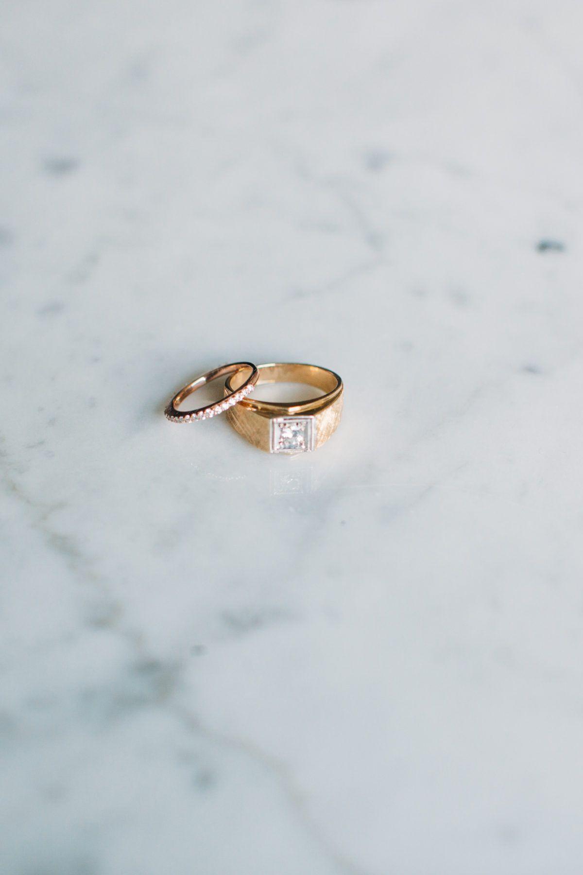 Kirsten Brian Wedding At Madera Kitchen Wedding Rings With Images Wedding Rings Madera Wedding