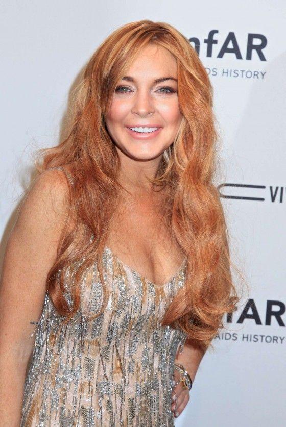 Lindsay+Lohan | Lindsay Lohan quiere ser Tele predicadora - Taringa!