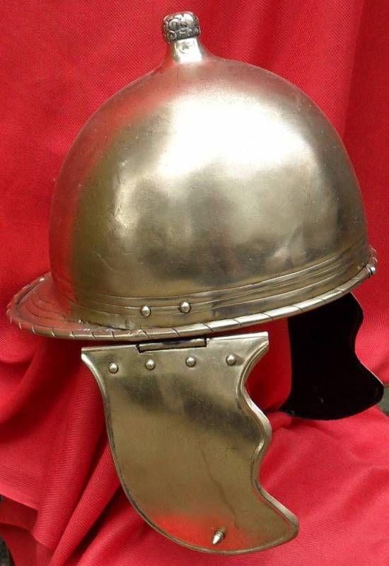 roman helmet by 2nd punic war