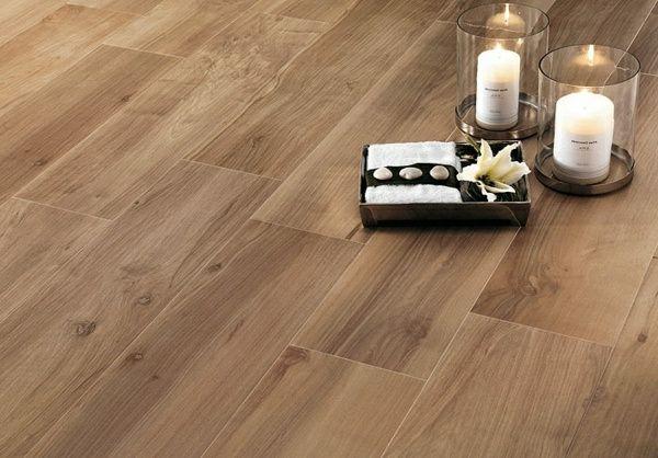 Great Die Fliesen Mit Holzoptik Sind Eine Schöne Und Effektvolle Alternative Zu  Dem Parkett Oder Dem Holzboden. Hier Finden Sie Attraktive Modelle Und  Vorschläge! Home Design Ideas
