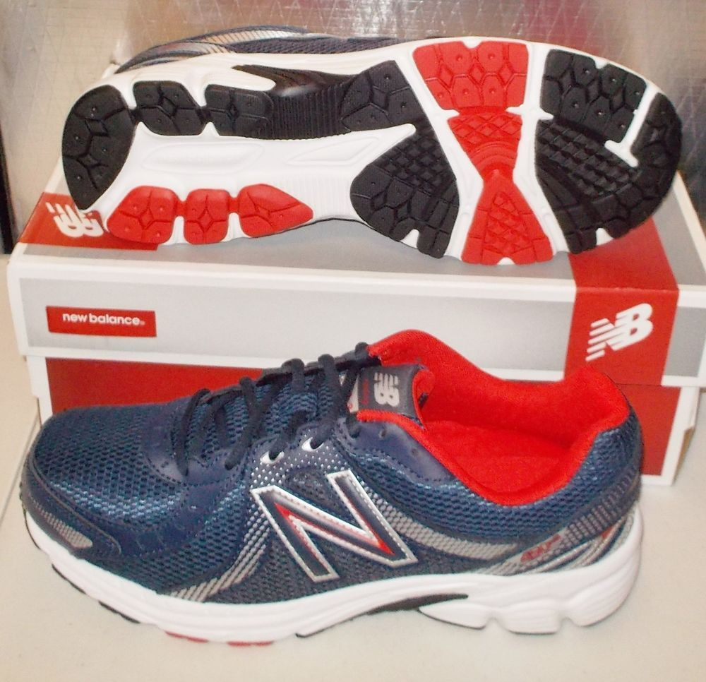 NEW BALANCE 450 v3 Running MENS 4E Wide Width Navy Red NIB