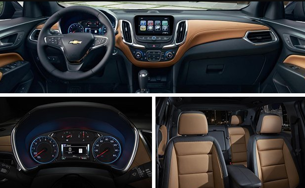 Chevrolet Equinox 2018 Got New Style Design And Better Performance 2018 Chevy Equinox Chevy Equinox Chevrolet