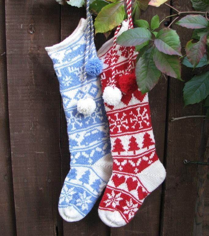 You have to see Sleipnir Christmas Stockings by Erssie! | crafts ...
