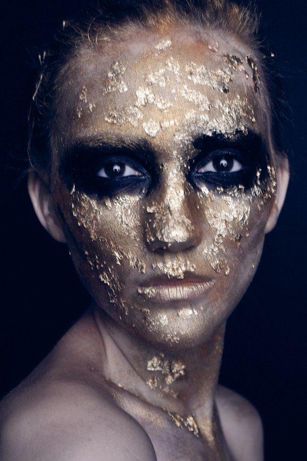 Darya body-art & make-up Kholodnykh, stylist , body painting#masterclass