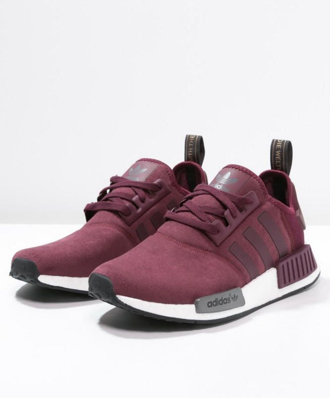 super popular faf3d 54bfb Adidas Originals NMD RUNNER Baskets basses maroon copper metallicprix promo  Baskets femme Zalando 140.00 €
