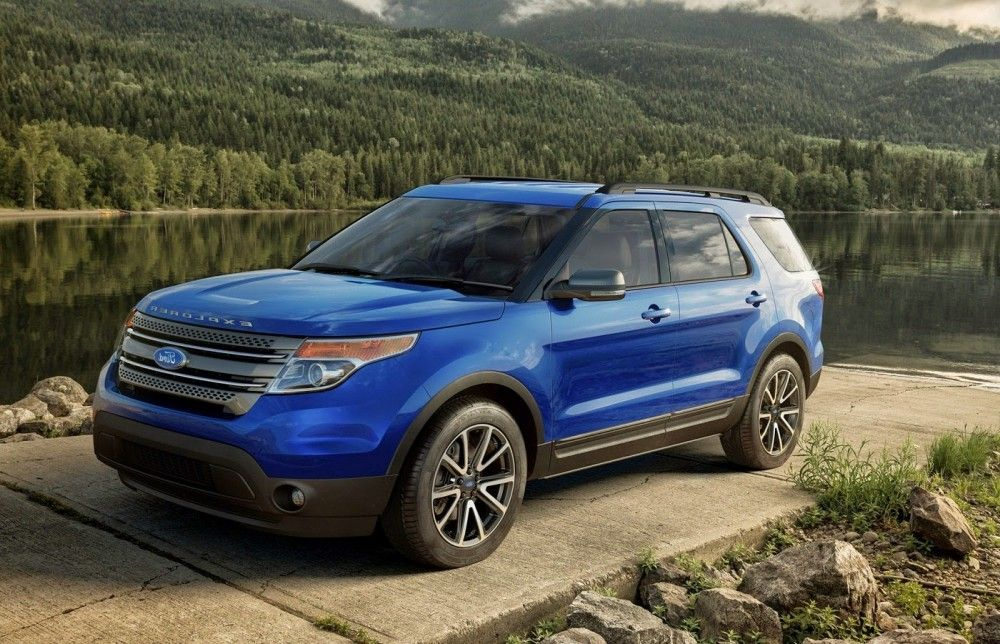 2015 Ford Explorer Review Price Specs Towing Capacity Ford