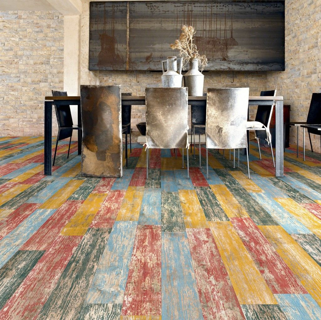 Vives Faro Series From Tile Of Spain Porcelain Tile Distressed Wood In Six Colors Part Of The Quick Wood Look Tile Wood Effect Tiles Shabby Chic Flooring