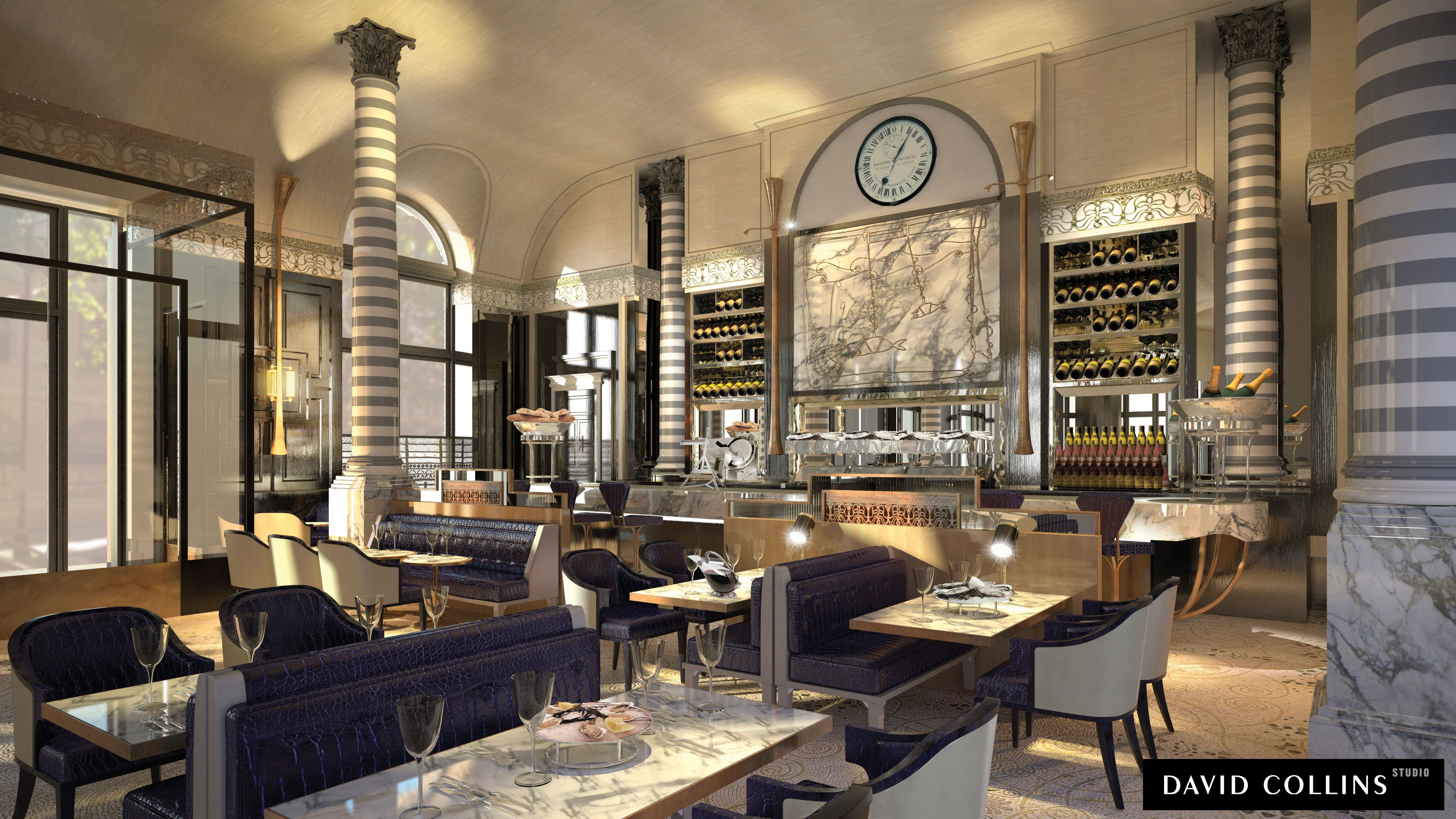 Corinthia Hotel Opens Now Here This Time Out London Bar