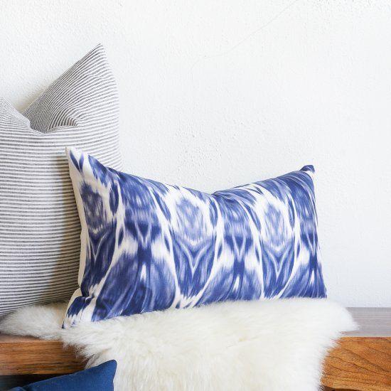 Repurposing Fashion into HomeDecor
