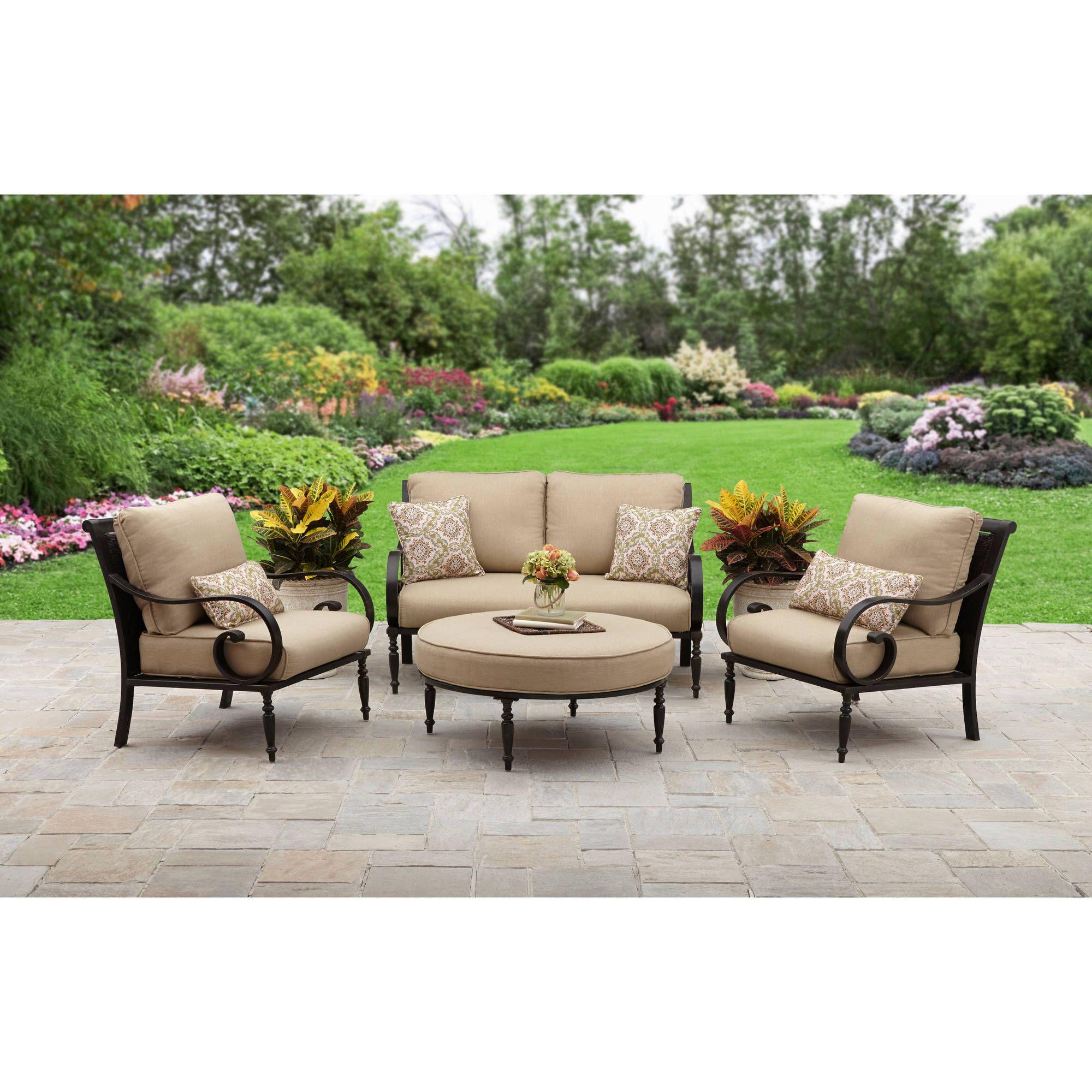 Better Homes and Garden Carter Hills Outdoor Conversation