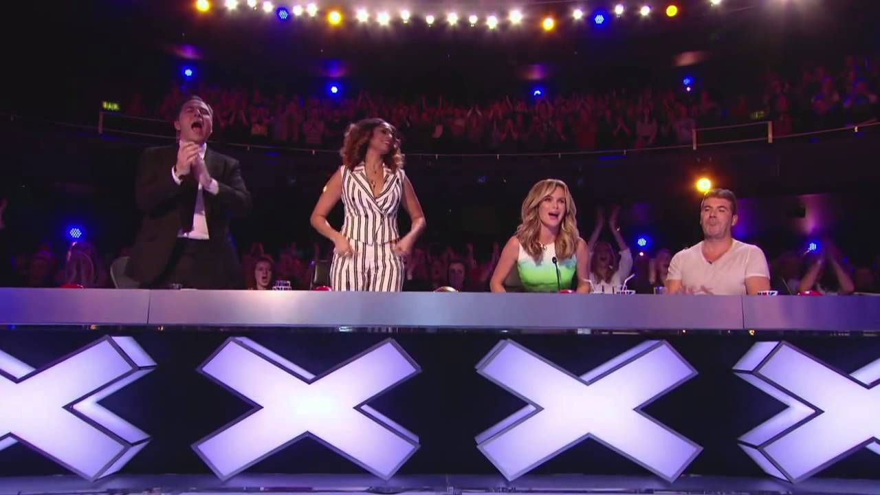 X-Factor 2014 - Strong anti-bullying song makes Simon Cowell hit the