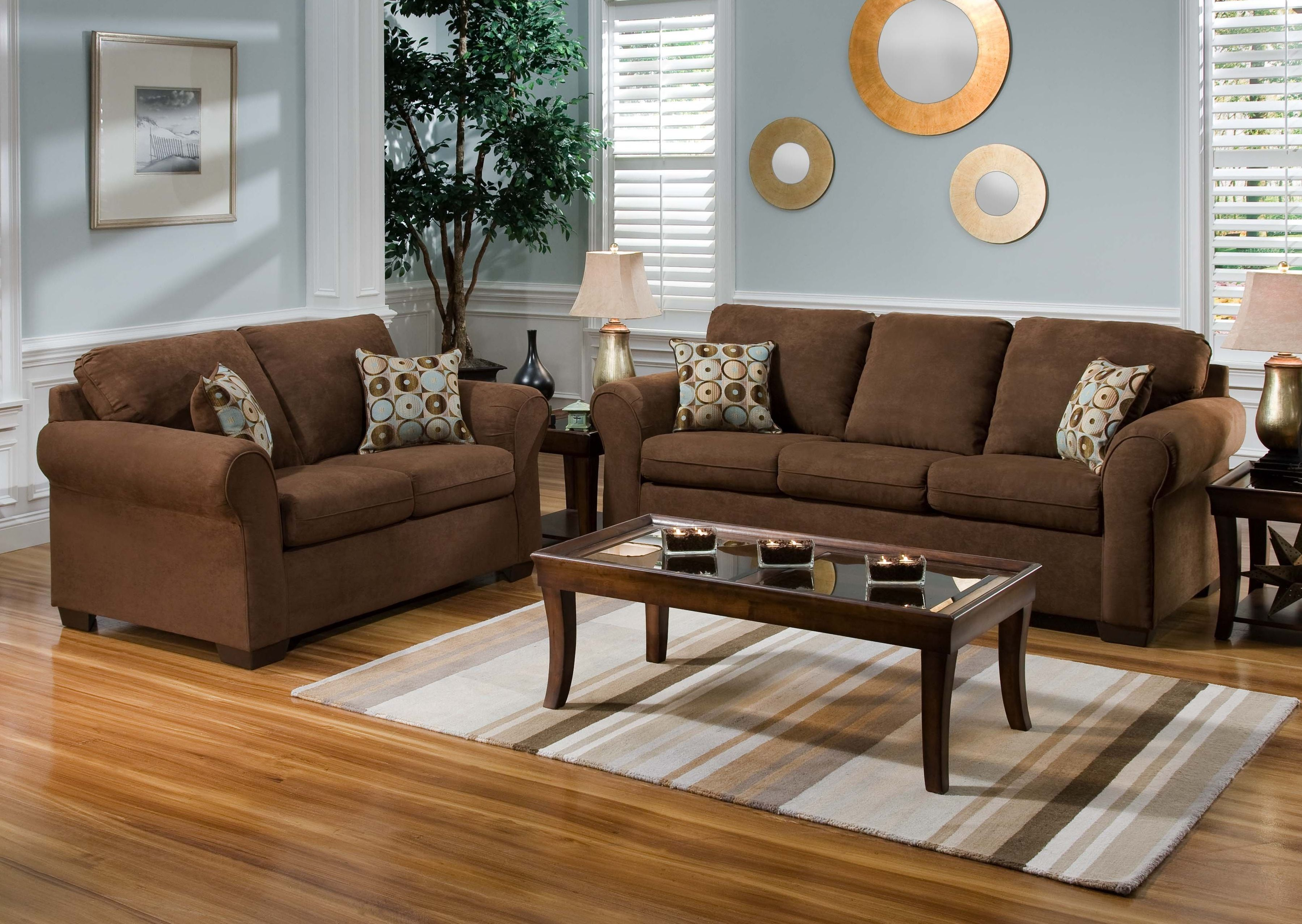 Living Room Design With Brown Leather Sofa  Httpclubmaraton Beauteous Leather Couch Living Room Design Design Decoration