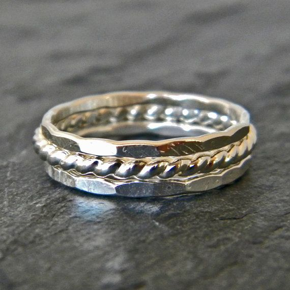 Big Silver Ring - Sterling Silver Thumb Ring - Thumb Rings For Women ...