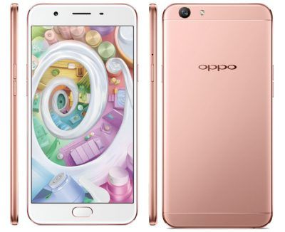 Oppo F1s Rose Gold Price in India, Release Date, Features, and Specs