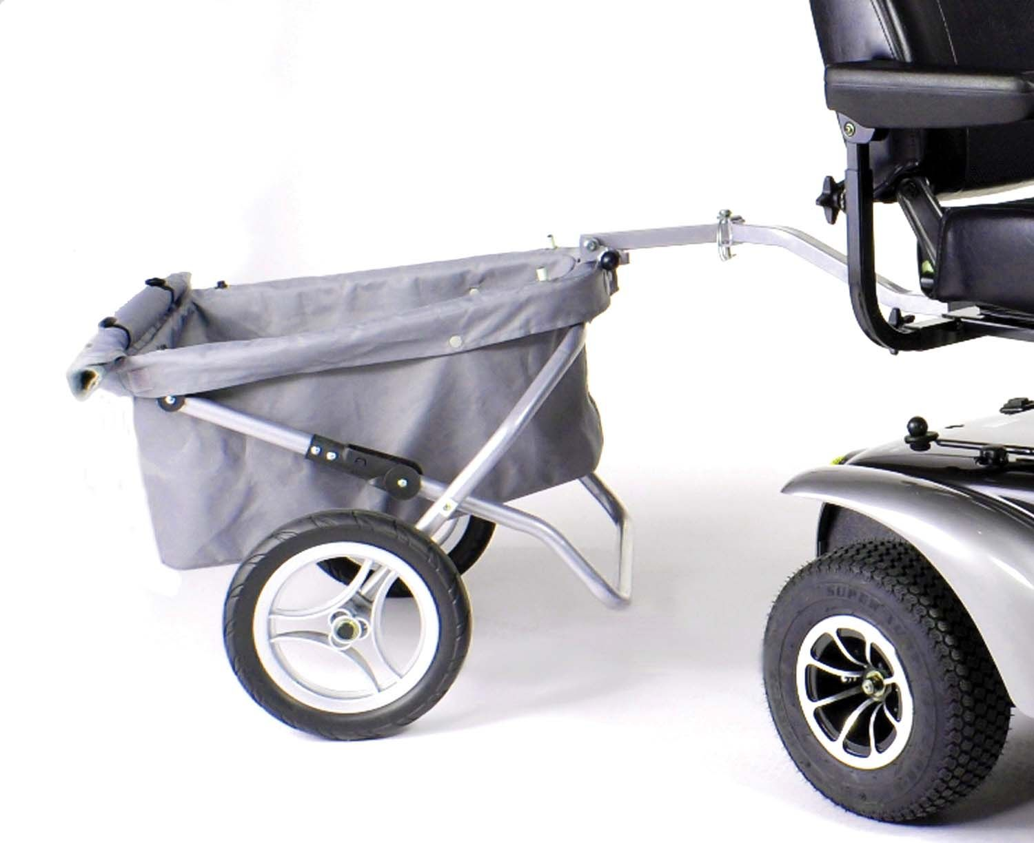 Carry Carts For Power Chairs And Scooters Wheelchair