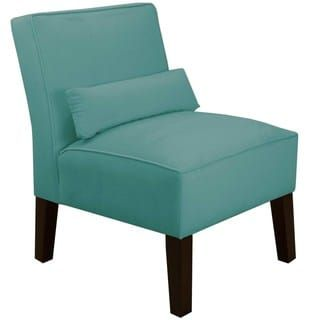 Best Skyline Furniture Custom Accent Chair In Micro Suede 400 x 300