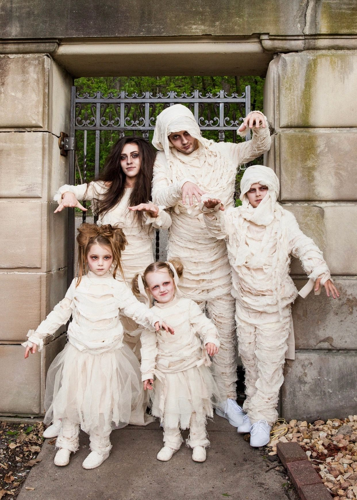 Pin by Tasia on Halloween Costumes Mummy costume women