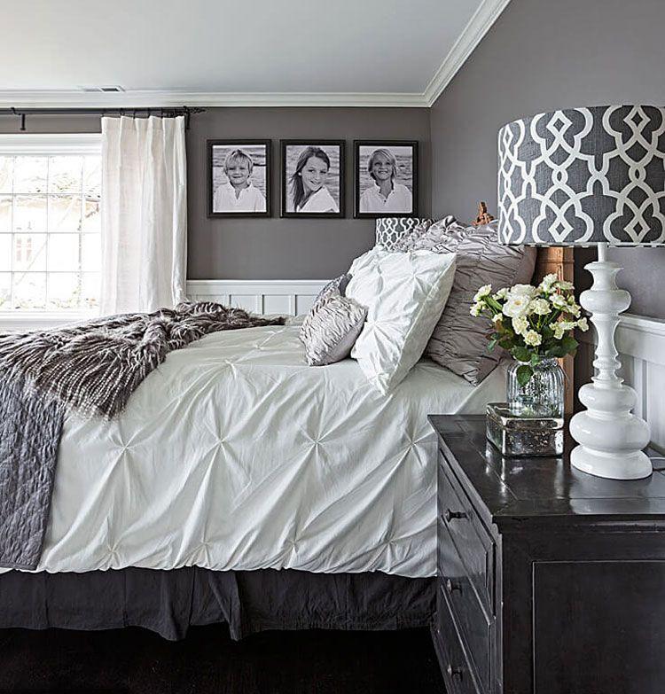 37 Best Grey Bedroom Ideas: Beautiful Decor & Designs