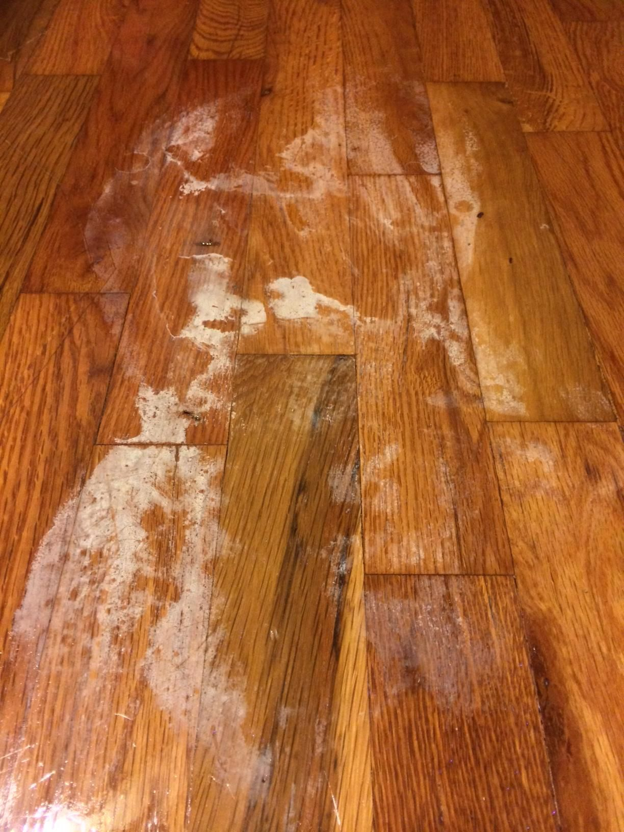 How To Get Nail Polish Remover Off Wood Floor