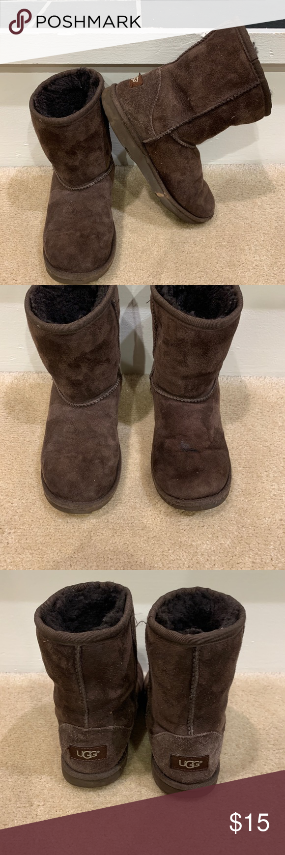 girls UGGs size 4 in 2020   Girl uggs