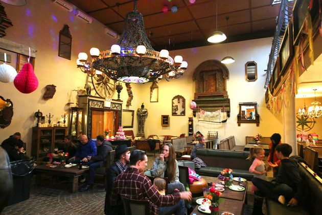 There S A Harry Potter Themed Restaurant In Brooklyn Now