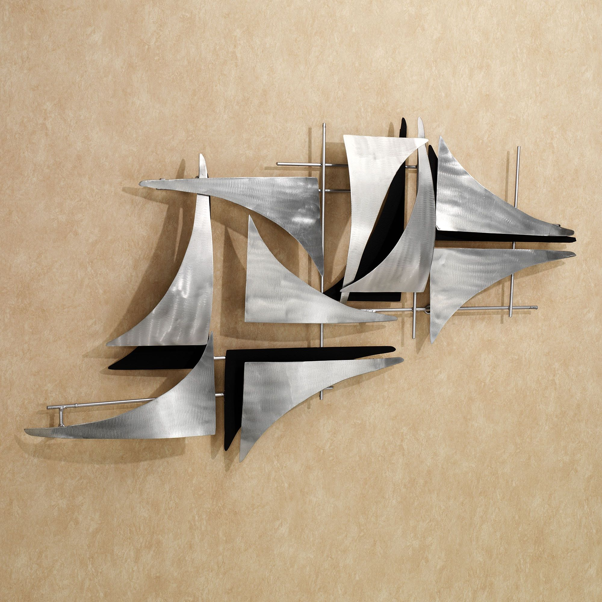 fracture metal wall sculpture by jasonw studios sheet on metal wall art id=27918