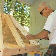 Video Series How To Build A Bay Window Roof Bay Window Bow Window Building Roof
