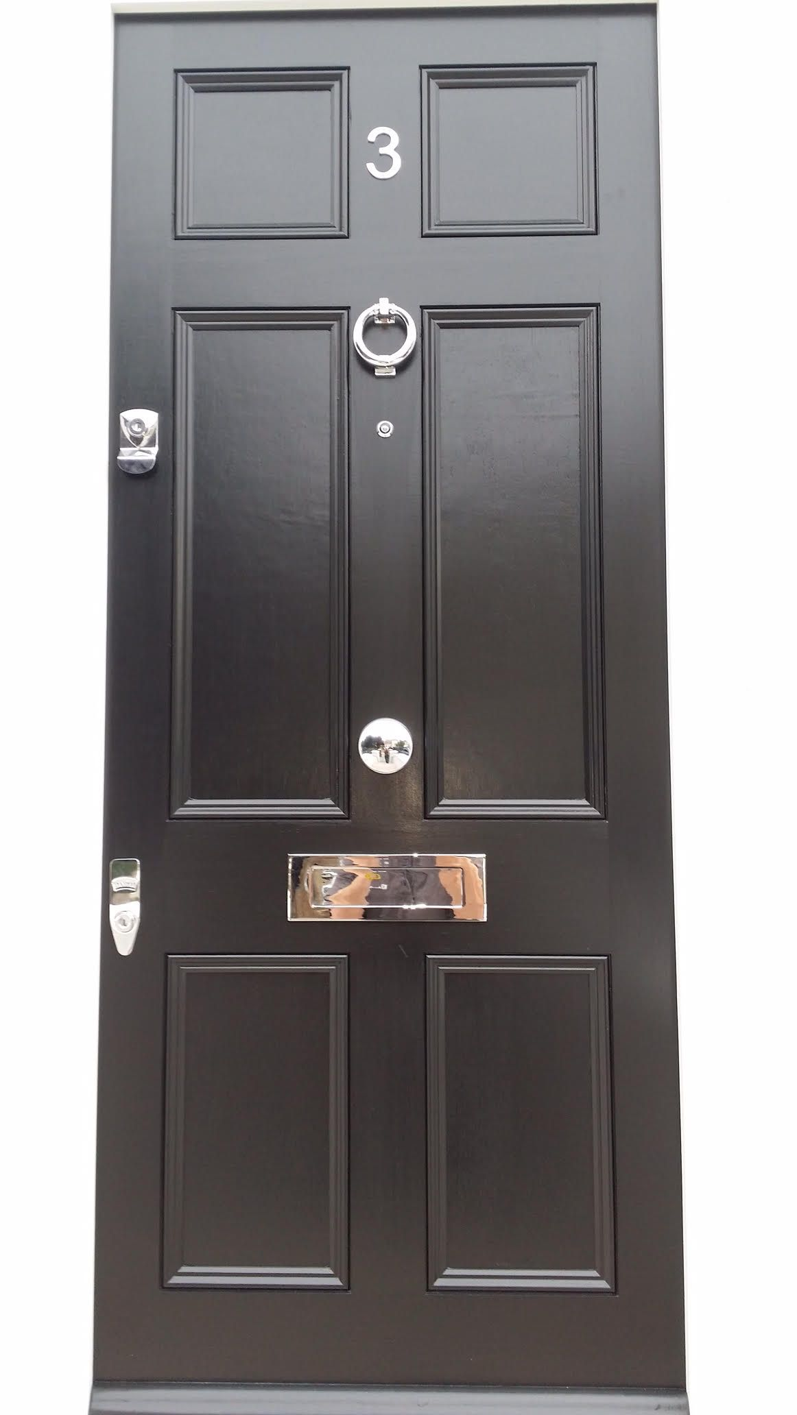 Banham security doors and door furniture provide effective front door security for London. Made with steel our high security doors keep homes safe.  sc 1 st  Pinterest & Bespoke door with Banham Locks and Furniture #security #locks #doors ...