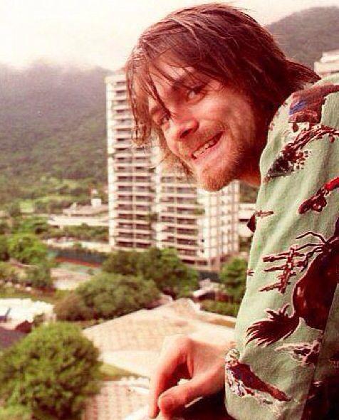 Kurt Cobain ❤️