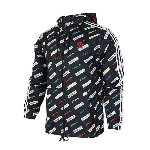 Original New Arrival Originals Series Men's jacket Hooded