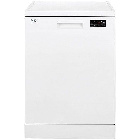 Beko Dfn16210w Freestanding Dishwasher White Freestanding