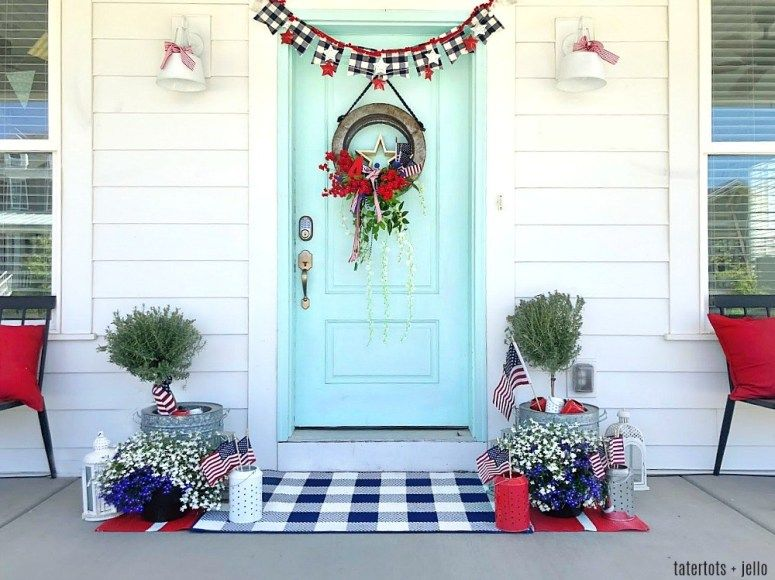 Top 29 Diy 4th Of July Decorations Sure To Wow Your Guests 4th