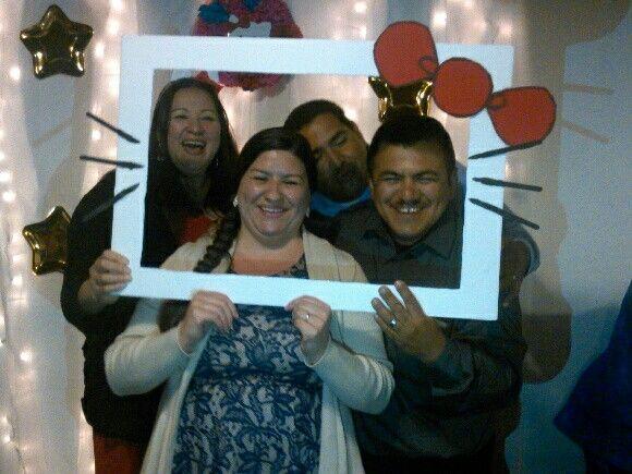 The Rosas Carillo Family Decor Frame Home Decor